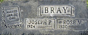BRAY, JOSEPH P - Mohave County, Arizona | JOSEPH P BRAY - Arizona Gravestone Photos