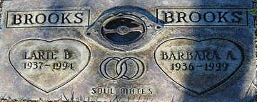 BROOKS, BARBARA A - Mohave County, Arizona | BARBARA A BROOKS - Arizona Gravestone Photos