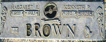 BROWN, MARGARET R - Mohave County, Arizona | MARGARET R BROWN - Arizona Gravestone Photos