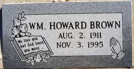 BROWN, WILLIAM HOWARD - Mohave County, Arizona   WILLIAM HOWARD BROWN - Arizona Gravestone Photos