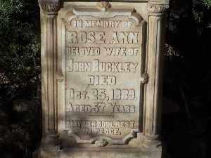 BUCKLEY, ROSE ANN - Mohave County, Arizona | ROSE ANN BUCKLEY - Arizona Gravestone Photos