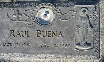 BUENA, RAUL - Mohave County, Arizona | RAUL BUENA - Arizona Gravestone Photos