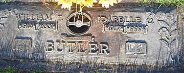 BUTLER, IDABELLE O - Mohave County, Arizona | IDABELLE O BUTLER - Arizona Gravestone Photos