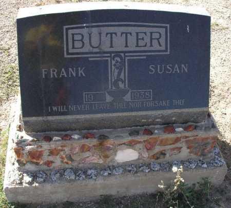 BUTTER, SUSAN - Mohave County, Arizona | SUSAN BUTTER - Arizona Gravestone Photos