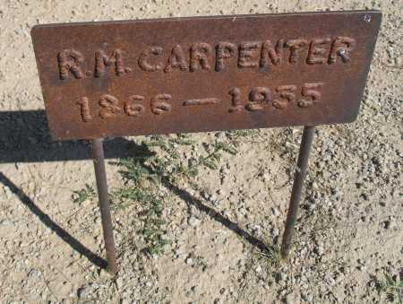 CARPENTER, ROBERT - Mohave County, Arizona | ROBERT CARPENTER - Arizona Gravestone Photos