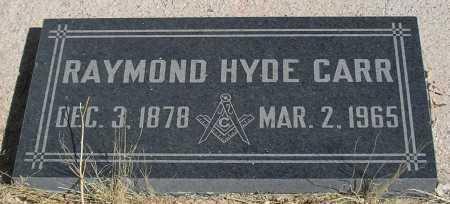 CARR, RAYMOND HYDE - Mohave County, Arizona | RAYMOND HYDE CARR - Arizona Gravestone Photos