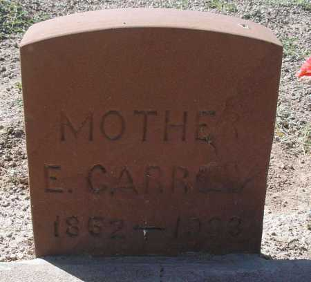 SOUCY CARROW, ELIZA - Mohave County, Arizona | ELIZA SOUCY CARROW - Arizona Gravestone Photos
