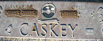 CASKEY, OPAL - Mohave County, Arizona   OPAL CASKEY - Arizona Gravestone Photos