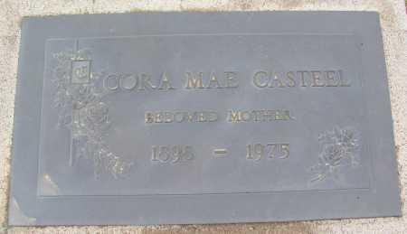 CASTEEL, CORA MAE - Mohave County, Arizona   CORA MAE CASTEEL - Arizona Gravestone Photos