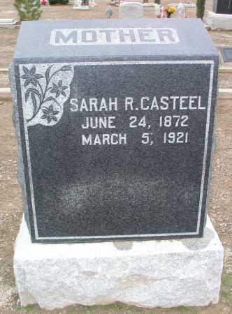 CASTEEL, SARAH R. - Mohave County, Arizona | SARAH R. CASTEEL - Arizona Gravestone Photos