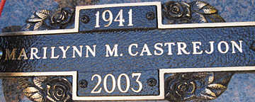 CASTREJON, MARILYNN M - Mohave County, Arizona | MARILYNN M CASTREJON - Arizona Gravestone Photos