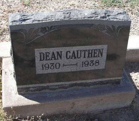 CAUTHEN, DEAN - Mohave County, Arizona | DEAN CAUTHEN - Arizona Gravestone Photos
