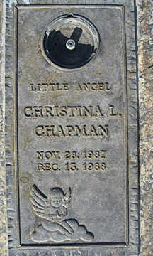 CHAPMAN, CHRISTINA L - Mohave County, Arizona | CHRISTINA L CHAPMAN - Arizona Gravestone Photos