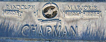 CHAPMAN, MARJORIE - Mohave County, Arizona | MARJORIE CHAPMAN - Arizona Gravestone Photos