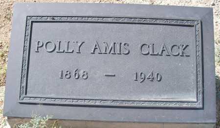 CLACK, POLLY - Mohave County, Arizona | POLLY CLACK - Arizona Gravestone Photos