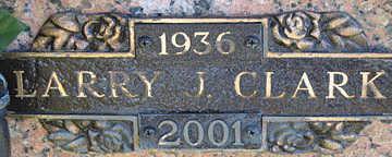 CLARK, LARRY - Mohave County, Arizona   LARRY CLARK - Arizona Gravestone Photos