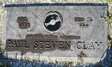 CLAY, PAUL STEVEN - Mohave County, Arizona | PAUL STEVEN CLAY - Arizona Gravestone Photos