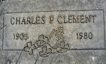 CLEMENT, CHARLES - Mohave County, Arizona | CHARLES CLEMENT - Arizona Gravestone Photos