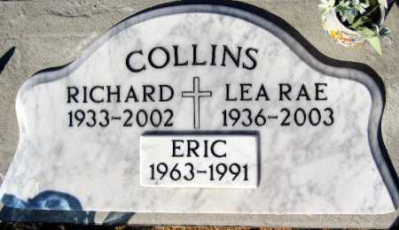 COLLINS, ERIC - Mohave County, Arizona | ERIC COLLINS - Arizona Gravestone Photos