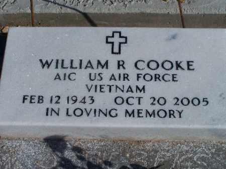 COOKE, WILLIAM R - Mohave County, Arizona   WILLIAM R COOKE - Arizona Gravestone Photos