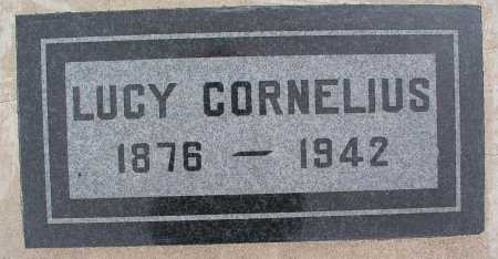 GAVER CORNELIUS, LUCY - Mohave County, Arizona | LUCY GAVER CORNELIUS - Arizona Gravestone Photos