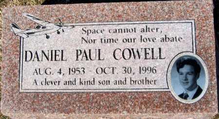 COWELL, DANIEL PAUL - Mohave County, Arizona | DANIEL PAUL COWELL - Arizona Gravestone Photos