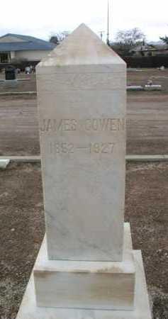 COWEN, JAMES - Mohave County, Arizona | JAMES COWEN - Arizona Gravestone Photos