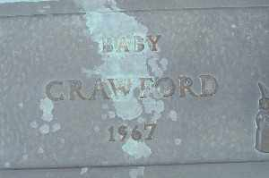CRAWFORD, (BABY) - Mohave County, Arizona | (BABY) CRAWFORD - Arizona Gravestone Photos
