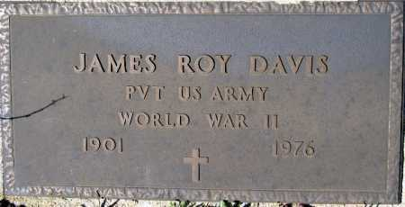 DAVIS, JAMES ROY - Mohave County, Arizona | JAMES ROY DAVIS - Arizona Gravestone Photos