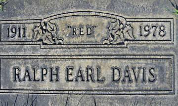 DAVIS, RALPH EARL - Mohave County, Arizona | RALPH EARL DAVIS - Arizona Gravestone Photos