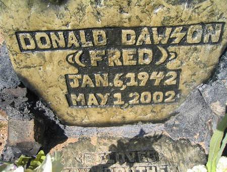 DAWSON, DONALD - Mohave County, Arizona | DONALD DAWSON - Arizona Gravestone Photos