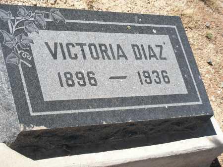 DIAZ, VICTORIA - Mohave County, Arizona | VICTORIA DIAZ - Arizona Gravestone Photos