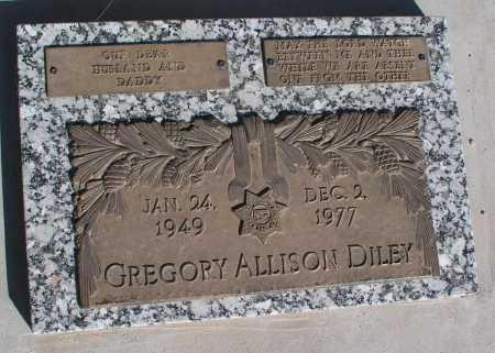 DILEY, GREGORY ALLISON - Mohave County, Arizona   GREGORY ALLISON DILEY - Arizona Gravestone Photos