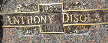 DISOLA, ANTHONY - Mohave County, Arizona | ANTHONY DISOLA - Arizona Gravestone Photos