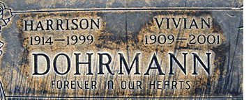 DOHRMANN, HARRISON - Mohave County, Arizona | HARRISON DOHRMANN - Arizona Gravestone Photos