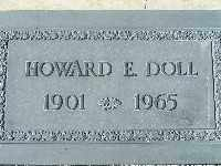 DOLL, HOWARD E - Mohave County, Arizona | HOWARD E DOLL - Arizona Gravestone Photos