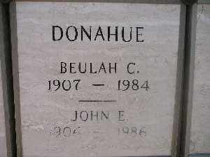 DONAHUE, JOHN E - Mohave County, Arizona | JOHN E DONAHUE - Arizona Gravestone Photos
