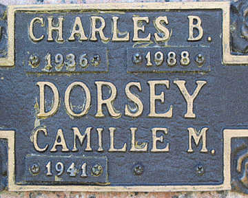 DORSEY, CAMILLE M - Mohave County, Arizona   CAMILLE M DORSEY - Arizona Gravestone Photos