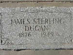 DUGAN, JAMES STERLING - Mohave County, Arizona | JAMES STERLING DUGAN - Arizona Gravestone Photos