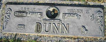 DUNN, HELEN G - Mohave County, Arizona   HELEN G DUNN - Arizona Gravestone Photos