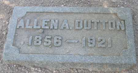 DUTTON, ALLEN A. - Mohave County, Arizona | ALLEN A. DUTTON - Arizona Gravestone Photos