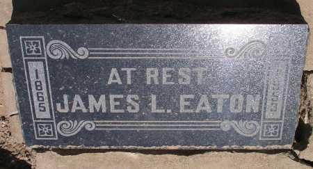 EATON, JAMES L. - Mohave County, Arizona | JAMES L. EATON - Arizona Gravestone Photos