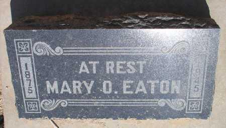 EVANS EATON, MARY O. - Mohave County, Arizona | MARY O. EVANS EATON - Arizona Gravestone Photos