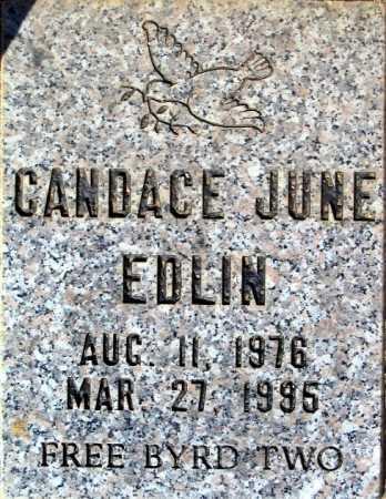EDLIN, CANDANCE JUNE - Mohave County, Arizona | CANDANCE JUNE EDLIN - Arizona Gravestone Photos