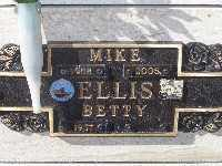 ELLIS, MIKE - Mohave County, Arizona | MIKE ELLIS - Arizona Gravestone Photos