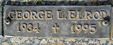 ELROD, GEORGE - Mohave County, Arizona | GEORGE ELROD - Arizona Gravestone Photos