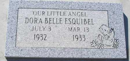 ESQUIBEL, DORA BELLE - Mohave County, Arizona | DORA BELLE ESQUIBEL - Arizona Gravestone Photos