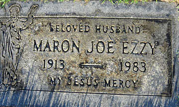 ESSY, MARON JOE - Mohave County, Arizona | MARON JOE ESSY - Arizona Gravestone Photos