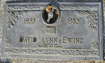 EWING, DAVID LYNN - Mohave County, Arizona   DAVID LYNN EWING - Arizona Gravestone Photos
