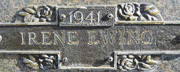 EWING, IRENE - Mohave County, Arizona   IRENE EWING - Arizona Gravestone Photos